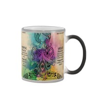 Aura Color Chart Color Changing Mug thumbnail