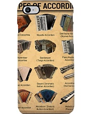 Musical Keyboard Instrument Types Of Accordion Phone Case thumbnail