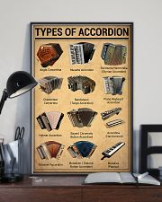Musical Keyboard Instrument Types Of Accordion 11x17 Poster lifestyle-poster-2