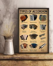 Musical Keyboard Instrument Types Of Accordion 11x17 Poster lifestyle-poster-3