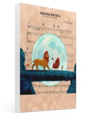 Hakuna Matata Gallery Wrapped Canvas Prints tile