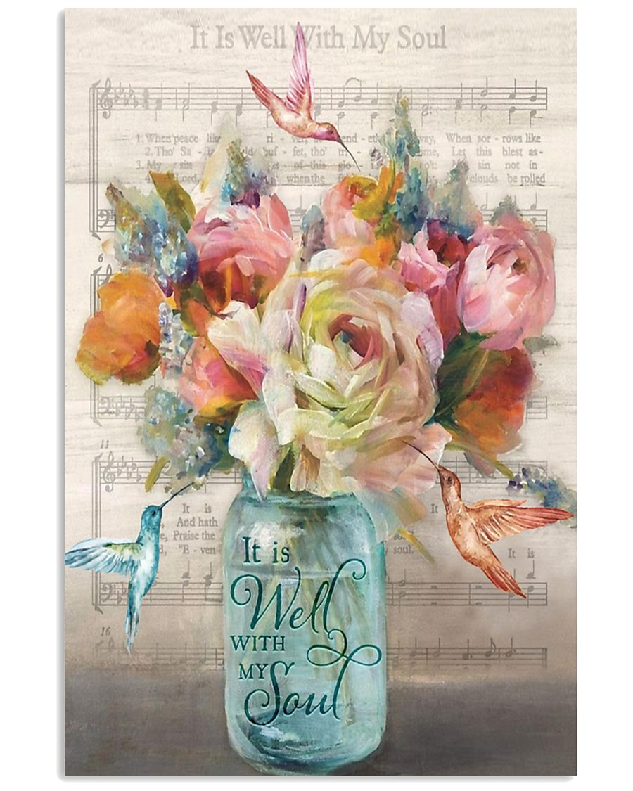It Is Well With My Soul 16x24 Poster