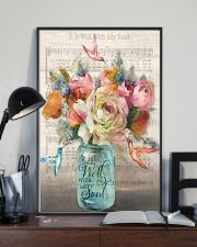 It Is Well With My Soul 16x24 Poster lifestyle-poster-2