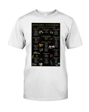 Kitchen Witchy Poster Classic T-Shirt thumbnail