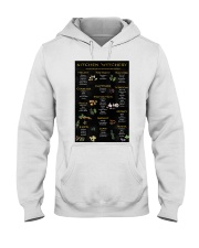 Kitchen Witchy Poster Hooded Sweatshirt thumbnail