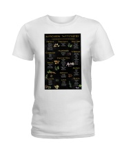 Kitchen Witchy Poster Ladies T-Shirt thumbnail