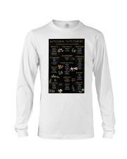 Kitchen Witchy Poster Long Sleeve Tee thumbnail