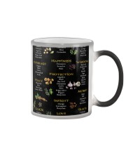 Kitchen Witchy Poster Color Changing Mug thumbnail