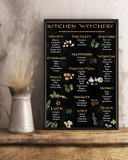 Kitchen Witchy Poster 11x17 Poster lifestyle-poster-3