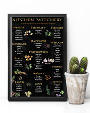 Kitchen Witchy Poster 11x17 Poster lifestyle-poster-8