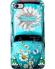 Dragonfly Lovers Vw Bug Phone Case i-phone-8-case