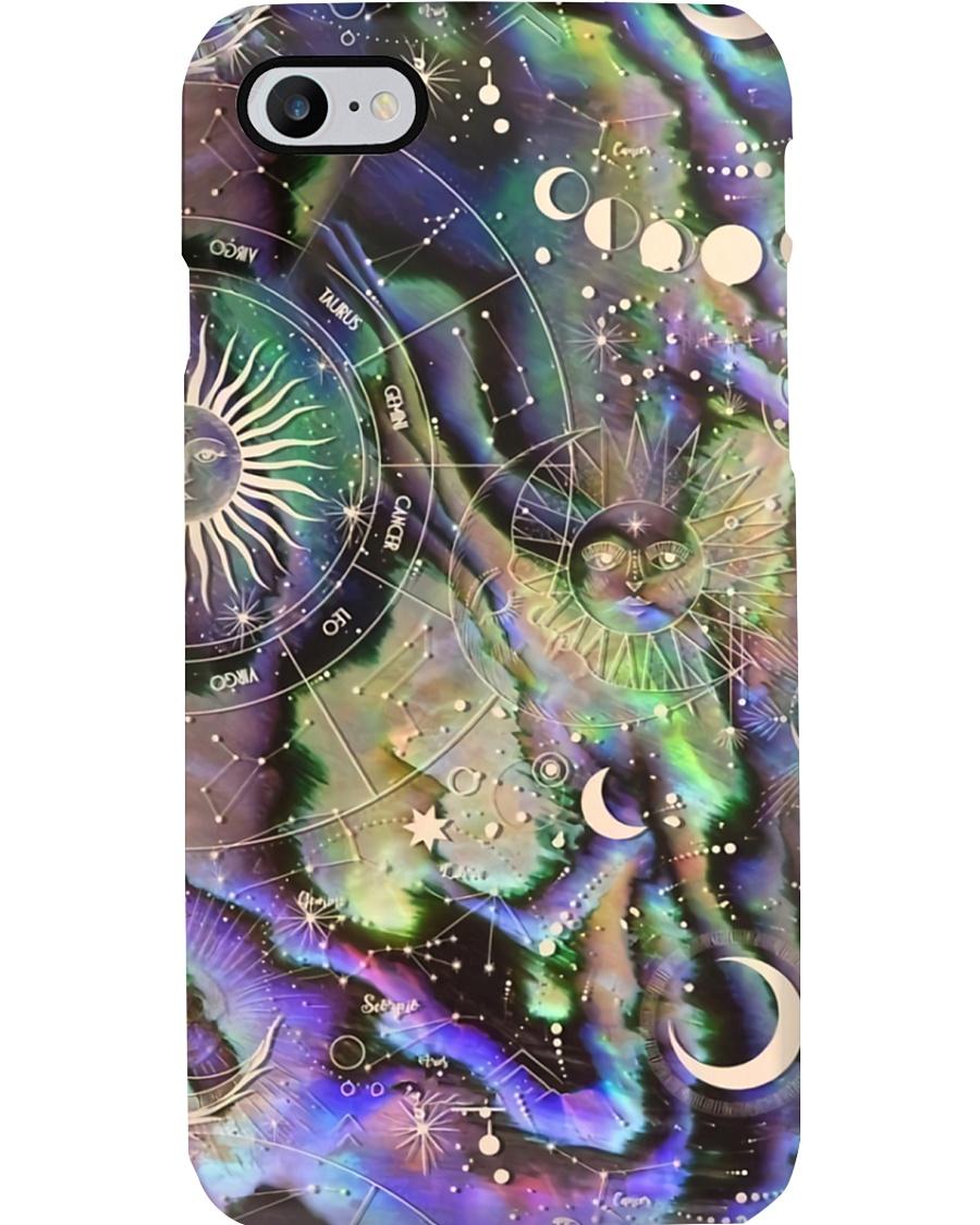 Zodiac Abalone Phone Case
