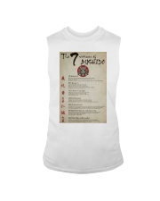 The 7 Virtues Of Bushido Sleeveless Tee thumbnail