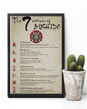 The 7 Virtues Of Bushido 11x17 Poster lifestyle-poster-8