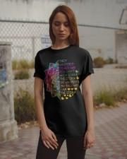 I Am The Storm Classic T-Shirt apparel-classic-tshirt-lifestyle-18