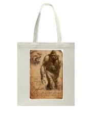Bigfoot Ology Tote Bag thumbnail