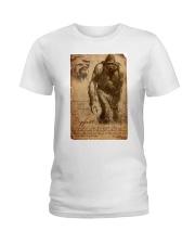 Bigfoot Ology Ladies T-Shirt thumbnail