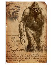 Bigfoot Ology 11x17 Poster front