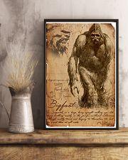 Bigfoot Ology 11x17 Poster lifestyle-poster-3