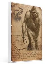 Bigfoot Ology 16x24 Gallery Wrapped Canvas Prints thumbnail