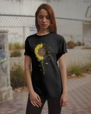 MB Sunflower Classic T-Shirt apparel-classic-tshirt-lifestyle-18