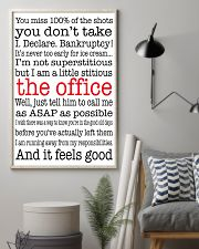 Work Room 16x24 Poster lifestyle-poster-1