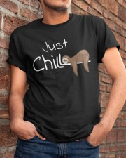 Just Chill Classic T-Shirt apparel-classic-tshirt-lifestyle-26