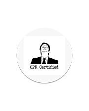 CPR Confirmed Circle Magnet tile