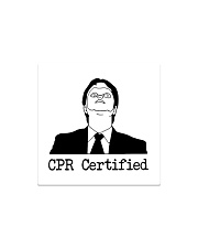 CPR Confirmed Square Magnet tile