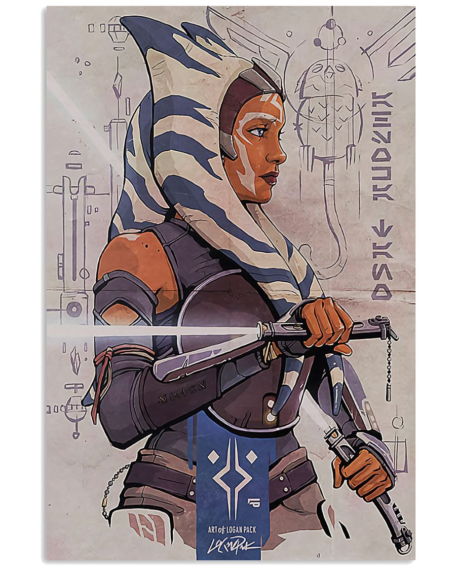 SW Rebels Clone Wars 11x17 Poster