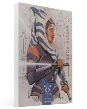 SW Rebels Clone Wars 16x24 Gallery Wrapped Canvas Prints thumbnail