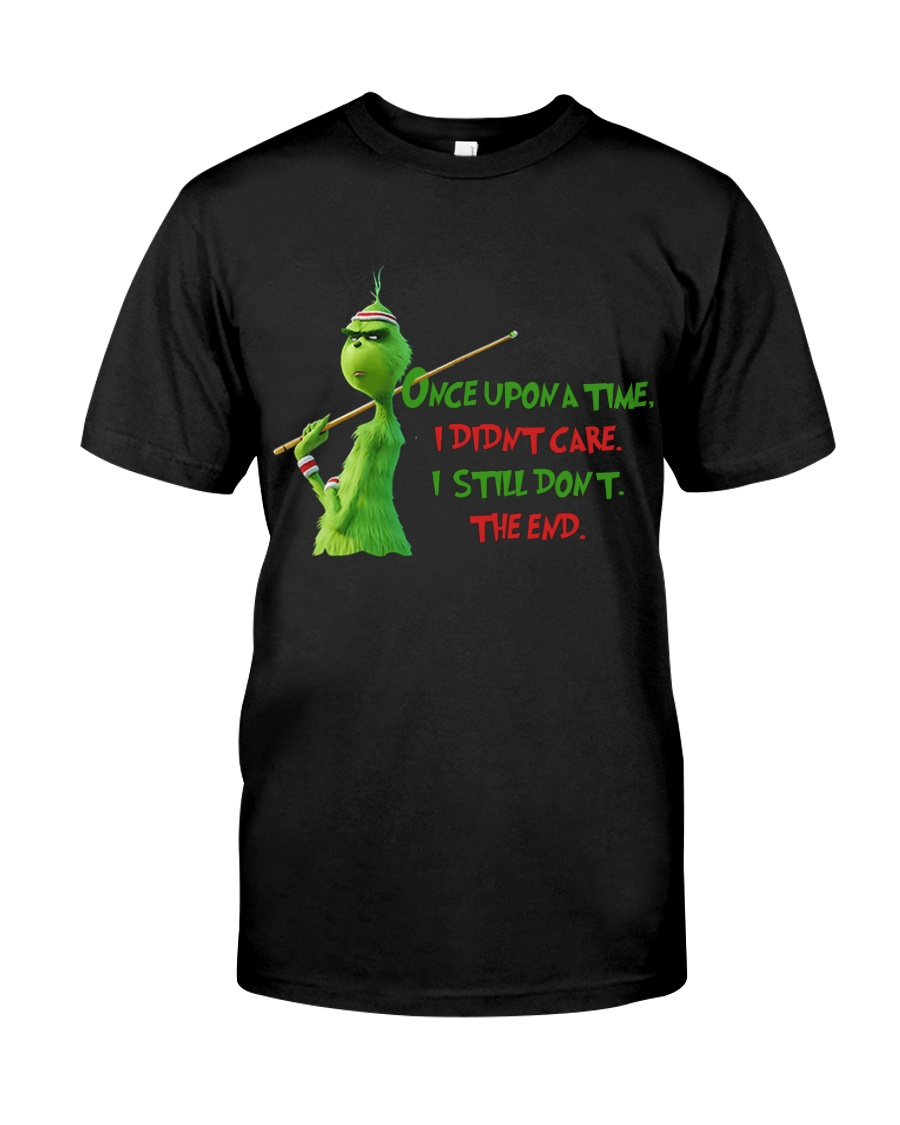Didnt Care Classic T-Shirt