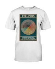 Feelings Are Much Like Waves Classic T-Shirt thumbnail