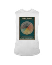Feelings Are Much Like Waves Sleeveless Tee thumbnail