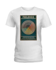 Feelings Are Much Like Waves Ladies T-Shirt thumbnail