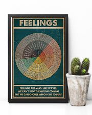Feelings Are Much Like Waves 11x17 Poster lifestyle-poster-8