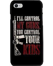 My Guns Phone Case thumbnail