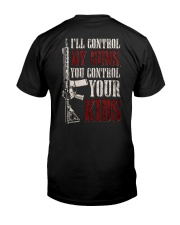 My Guns Classic T-Shirt back