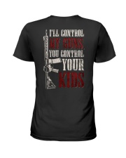 My Guns Ladies T-Shirt thumbnail