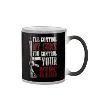 My Guns Color Changing Mug thumbnail