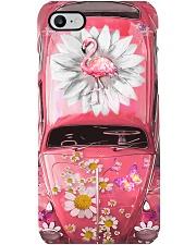 Flamingo Vw Bug Phone Case i-phone-7-case