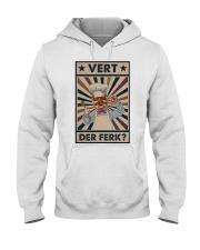Awesome Chef Vert Der Ferk Vintage Hooded Sweatshirt thumbnail