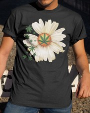 Cannabis Blooms Classic T-Shirt apparel-classic-tshirt-lifestyle-28
