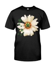 Cannabis Blooms Classic T-Shirt front