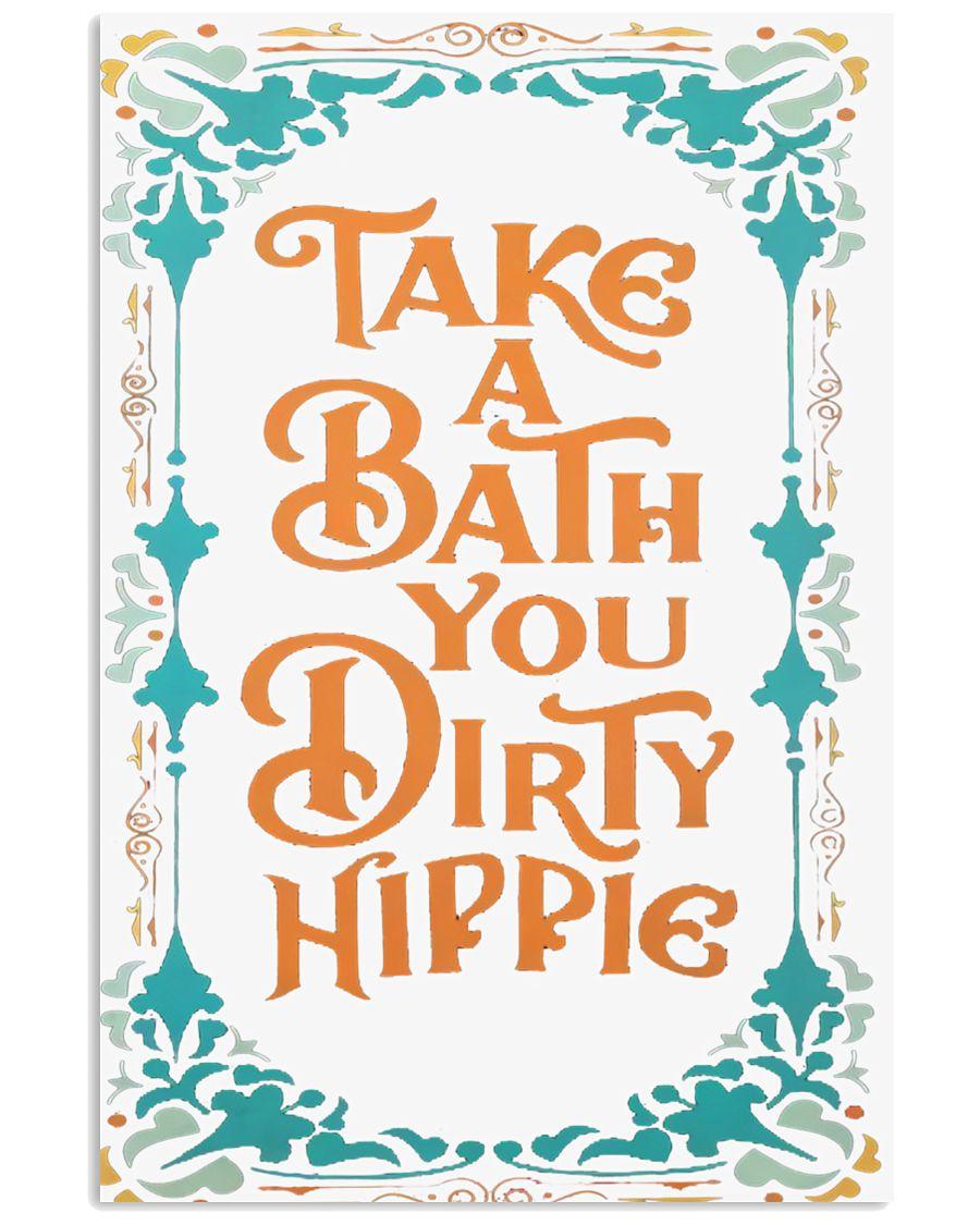 Take A Bath Poster 16x24 Poster