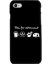 Beer Retirement Phone Case thumbnail