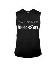 Beer Retirement Sleeveless Tee thumbnail