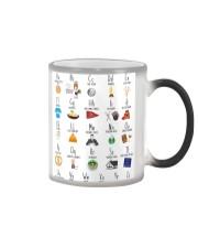 Alphabetical Office Color Changing Mug thumbnail