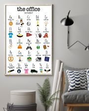 Alphabetical Office 16x24 Poster lifestyle-poster-1
