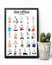 Alphabetical Office 16x24 Poster lifestyle-poster-8
